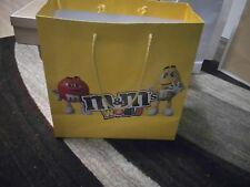 m&m gift bag