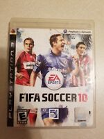 FIFA Soccer 10 - Playstation 3 NO MANUAL FREE SHIPPING
