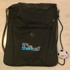 ARE WE THERE YET? (2005) Backpack Bag + Mini Soccer Ball; Movie Promo; Ice Cube