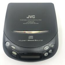 Vintage Jvc Xl-P60 Portable Cd Player w/ Hyper Bass Free Shipping Included