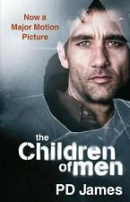THE CHILDREN OF MEN PD James BOOK