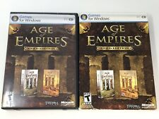 Age of Empires III 3 + The War Chiefs Gold Edition PC w/ Keys