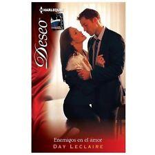 Enemigos En El Amor: (Enemies in Love) (Harlequin Deseo) (Spanish Edition)
