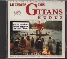 GORAN BREGOVIC - Le temps des gitanes CD OST 1990 NEAR MINT CONDITION