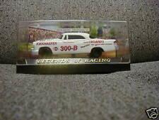 NASCAR LEGENDS OF RACING BUCK BAKER 1/43 Scale Model