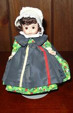 Madame Alexander doll Canada #0760 with metal stand