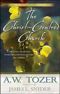 The Christ-centred Church: Creating Fearless, Passionate, Sacrificial, Bold, Lov