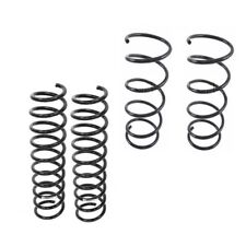 Volvo S40 V40 2000 Front And Rear Coil Springs Kit Suplex New 38077 / 38075