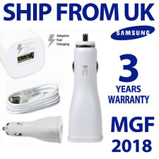 Genuine Samsung Single Port Car Fast Charger Adapter For Galaxy Note 5 4 S7 S6