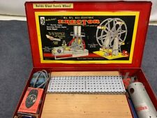 Vintage Ferris Wheel AC Gilbert  Erector Set No 8 1/2 All Electric