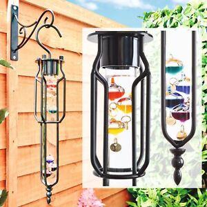 Greenhouse Thermometer Garden Indoor Outdoor Hanging Home Temperature Gauge NEW