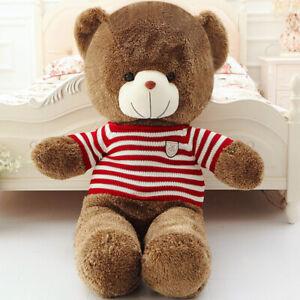 Big Teddy Bear Stuffed Soft Plush Toys Gift Best Present Doll Pillow Lovely Kids