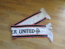 Early MANCHESTER United FOOTBALL Scarf