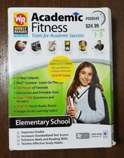Weekly Reader Academic Fitness Software Grades 1-5 (Windows Vista/XP/MAC)
