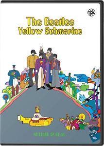 THE BEATLES: YELLOW SUBMARINE DVD (1987)