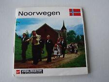 Noorwegen ,view-master 3  reels  C  500  N