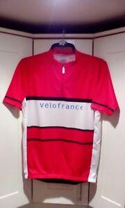 Cycling Jersey - Velofrance - Brand New - Size Large
