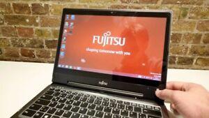 Fujitsu Lifebook Touchscreen 2-1 Convertible(128GB, Intel Core i5 ,8GB)