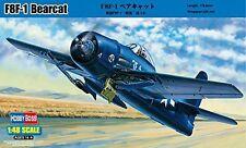 Hobby Boss World War 2 Grumman F8F-1 Bearcat Airplane Model Building Kit