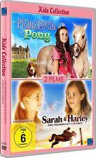 DVD _ DIE PRINZESSIN UND DAS PONY & SARAH + HARLEY - KIDS COLLECTION - NEU/OVP