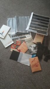 OLD NEGATIVES FROM A HOUSE CLEARANCE : B&W & COLOUR, SHIPS, PLANES & LIFESTYLE