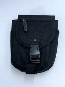 Gap Black Belt Waist Bag Purse Loop Hook Fanny Pack Women Men Unisex