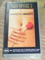 Vintage New Sealed VHS Movie - American Beauty [V1]