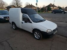 VAUXHALL COMBO VAN - SPARES OR REPAIR - MOT FAILURE