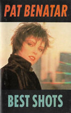 Pat Benatar - Cassette Album - Best Shots - 1987  Chrysalis ZPATV 1