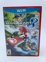 Mario Kart 8 (Nintendo Wii U, 2014) COMPLETE TESTED