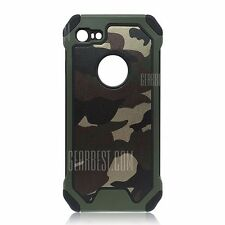 Luanke Camouflage Style Phone Back Cover Case for iPhone 7 - New