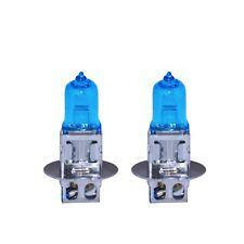 Coppia lampade lampadine alogene H3 bianca Blu Ice Racing 4200k Simoni Racing