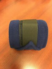 VAC BANDAGES FOR HORSE WITH VELCRO SET OF 4 - BLUE