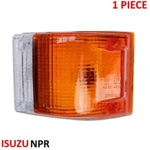 For Isuzu Elf NPR NKR 115 1985 93 Left Side Corner Lamp Fernder Lamp Light