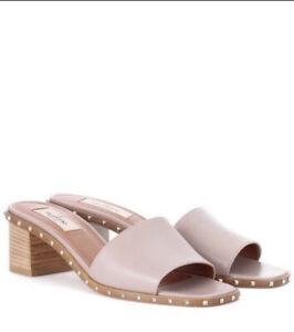 Valentino Garvani Soul Rockstud Heels Sandals Shoes