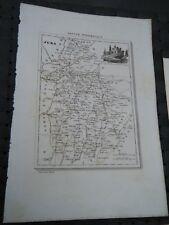 GRAVURE FRANCE PITTORESQUE 1835 JURA LONS LE SAULNIER