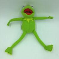 Disney Green Kermit The Frog Muppets Plush Stuffed Animal 6