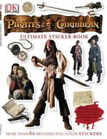 Ultimate Sticker Book: Pirates of the Caribbean [Ultimate Sticker Books] [ DK Pu