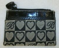 Brighton Heart Small Coin Purse Credit Card Money Wallet 4x3