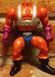 BODY PLUG 1985 MOTU SNOUT SPOUT Masters of the Universe Action Figure He-Man vtg