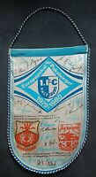 Orig. Wimpel 1.FC Magdeburg Arsenal London AFC Wrexham DDR pennant Wales FCM