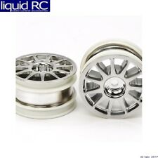Tamiya 54824 M-Chassis 11-Spoke Wheels (Chrome Plated 2 pieces.)
