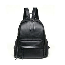 Genuine Leather Women's Backpack Fashion Travel Bag Female Leisure Shoulder Bags