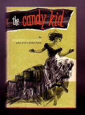 THE CANDY KID (SIGNED by Dorothy Hughes to Carlton Morse/1st US/Richard Powers)