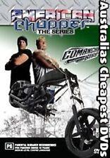 American Chopper Comanche Bike DVD NEW, FREE POSTAGE WITHIN AUSTRALIA REGION 4