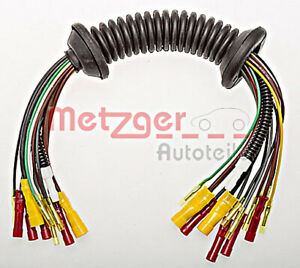 METZGER Cable Repair Kit Tail Gate Vehicle Tailgate For FIAT ABARTH 500 07-