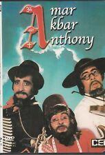 Chal Mere Bhai/Ganga Jamuna saraswati/Amar akbar Anthony[3 Dvds for 11.00]