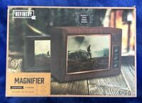 NEW Refinery And Co. Smartphone Magnifier Vintage Cinema RETRO DESIGN