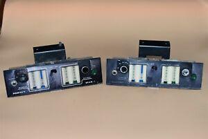Lot Of 2 Porter Mxr-1 (Dtl-252) Dental Nitrous Flowmeter Sedation Units