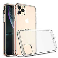 Ultra Soft Transparent Case Slim Soft Protective Silicone Cover For iPhone f